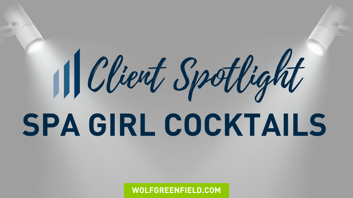 Spa Girl Cocktails